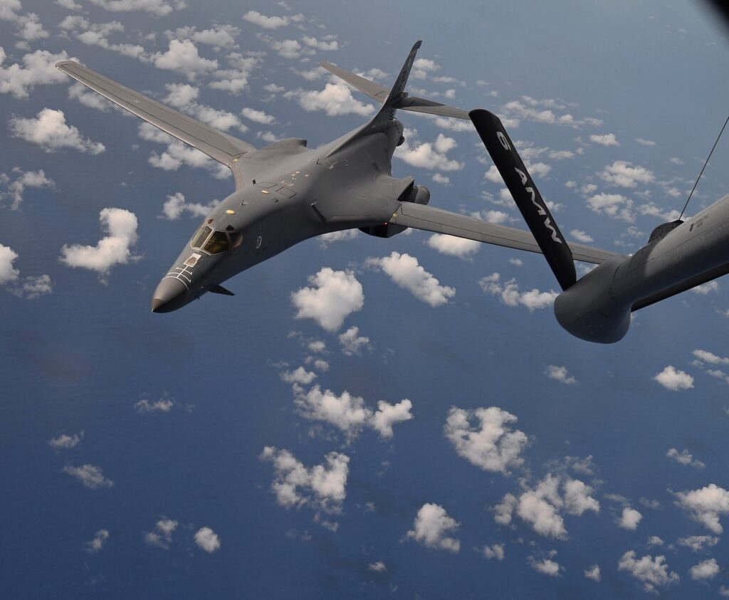 Image of aerospace refuel