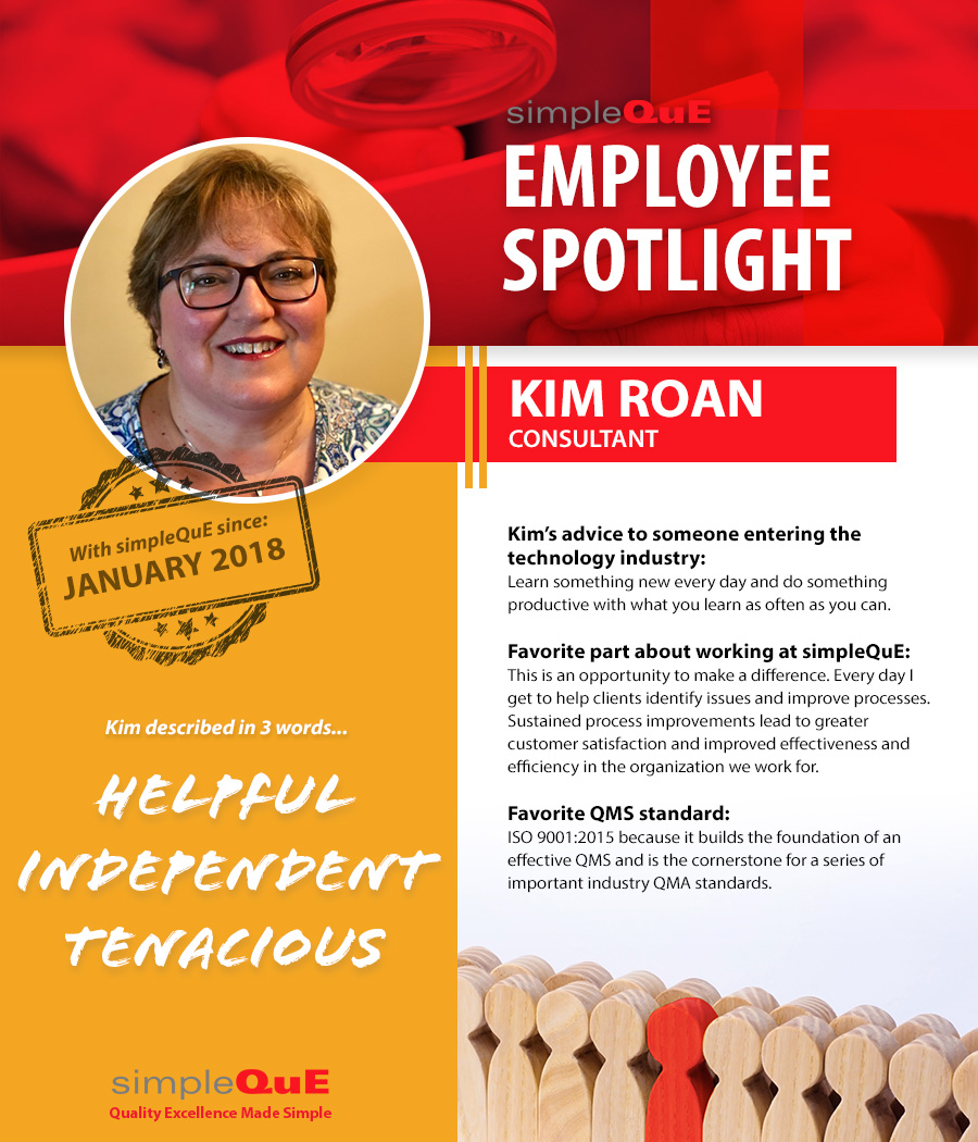 Associate Spotlight - Kimberly Roan