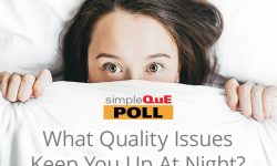 What Quality Issues Keep You Up At Night? - Poll Results Are In!
