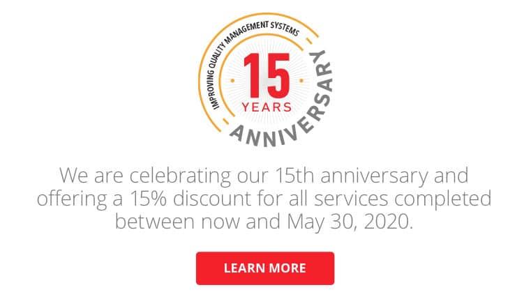SimpleQuE Celebrates 15 Years