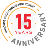 SimpleQuE 15 Year Anniversary Logo