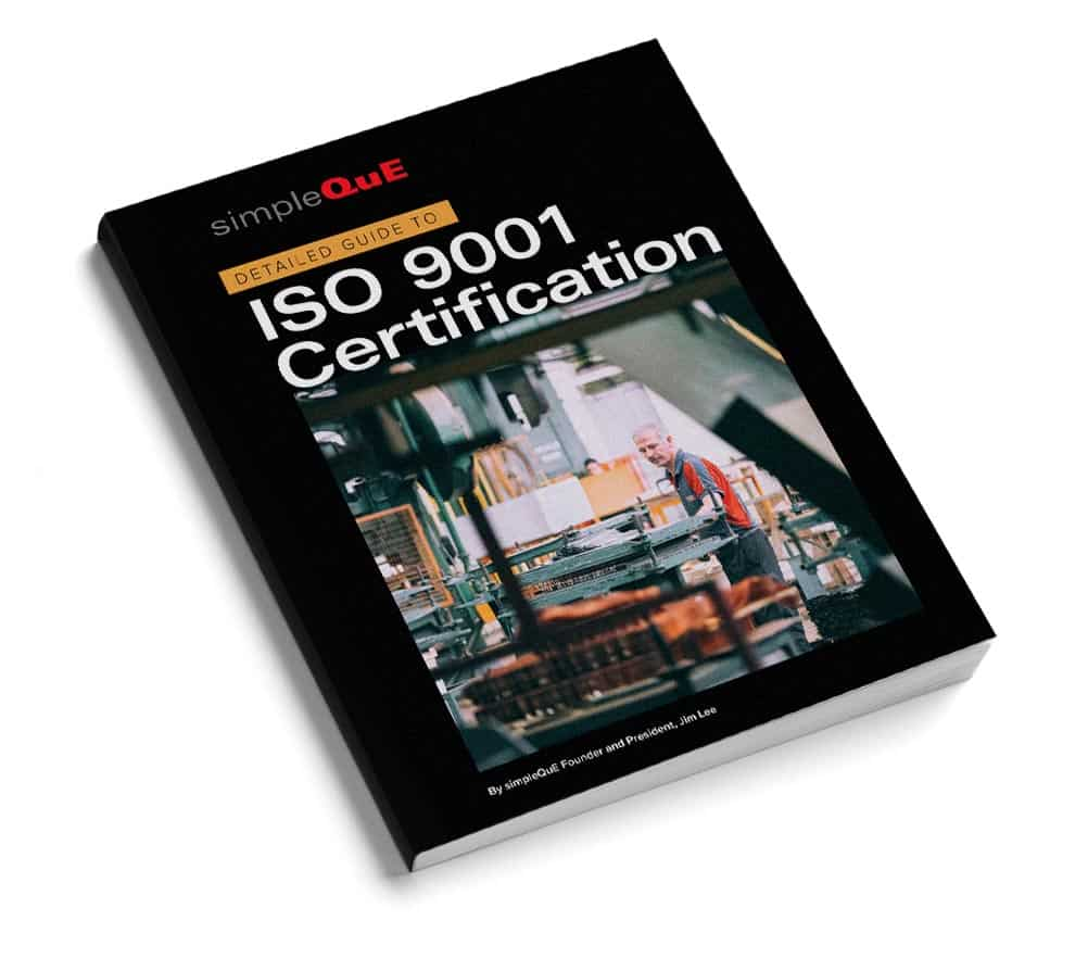 Detailed ISO 9001 Guide Bookcover
