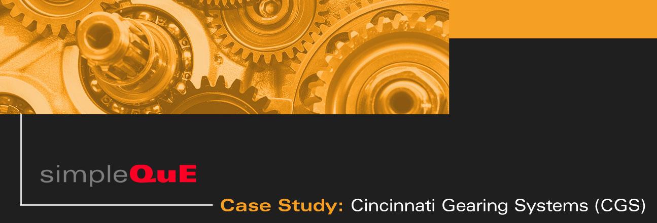 Cincinnati Gearing Systems IATF 16949® and ISO 9001