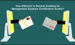 How Effective is Remote Auditing for Managment Systems Certification Audits?